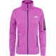 The North Face W's Kyoshi Full Zip Jacket Sweet Violet Heather